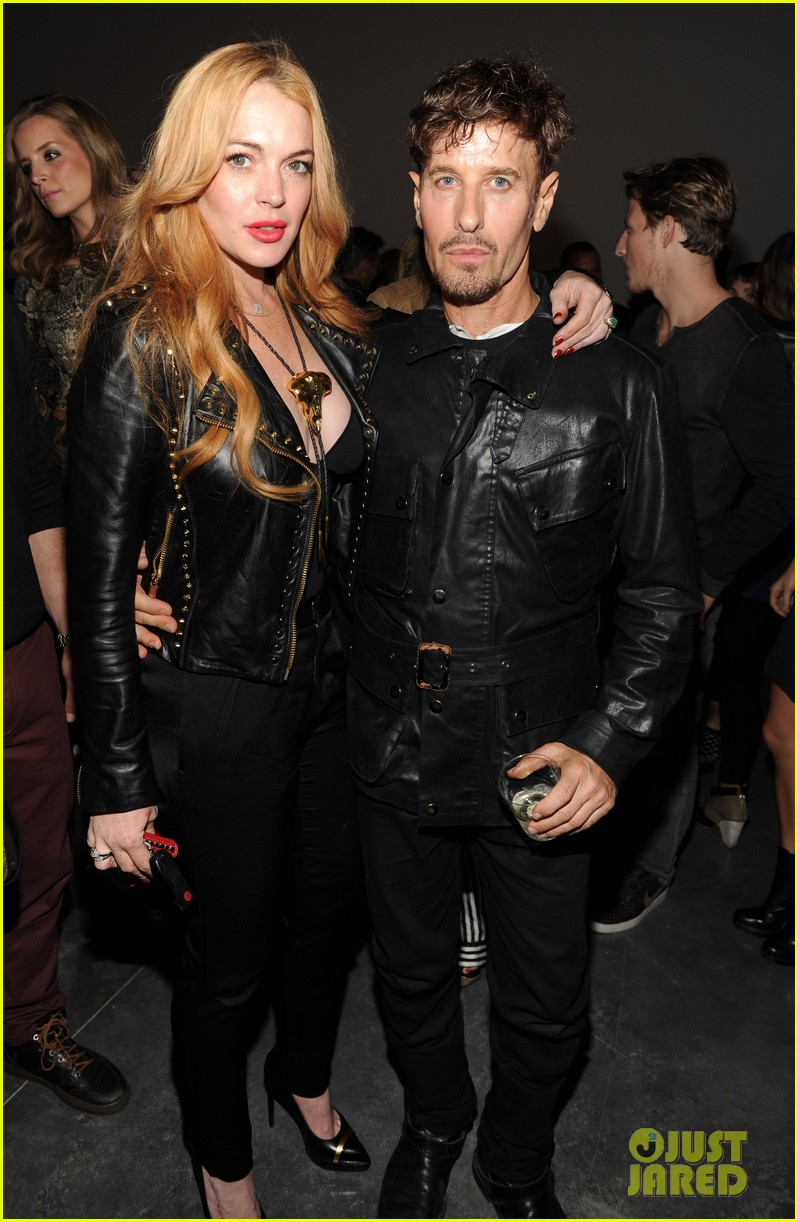 madonna lindsay lohan secretprojectrevolution party 02