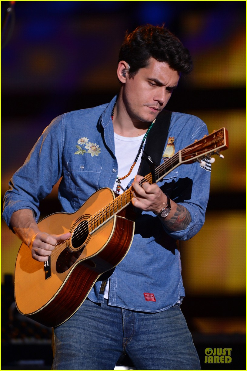 john mayer alicia keys global citizen festival performers 11
