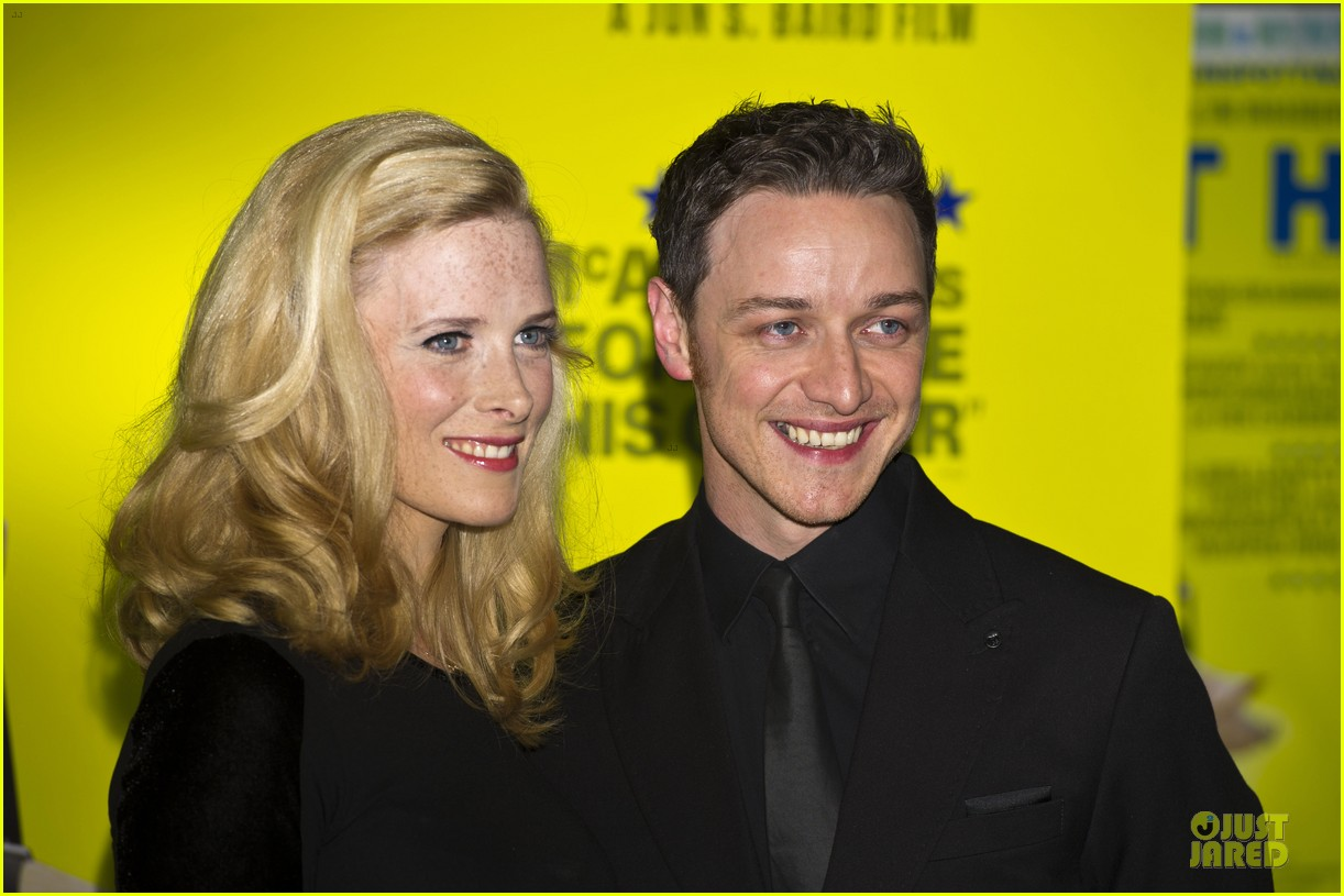 james mcavoy filth scotland premiere 16