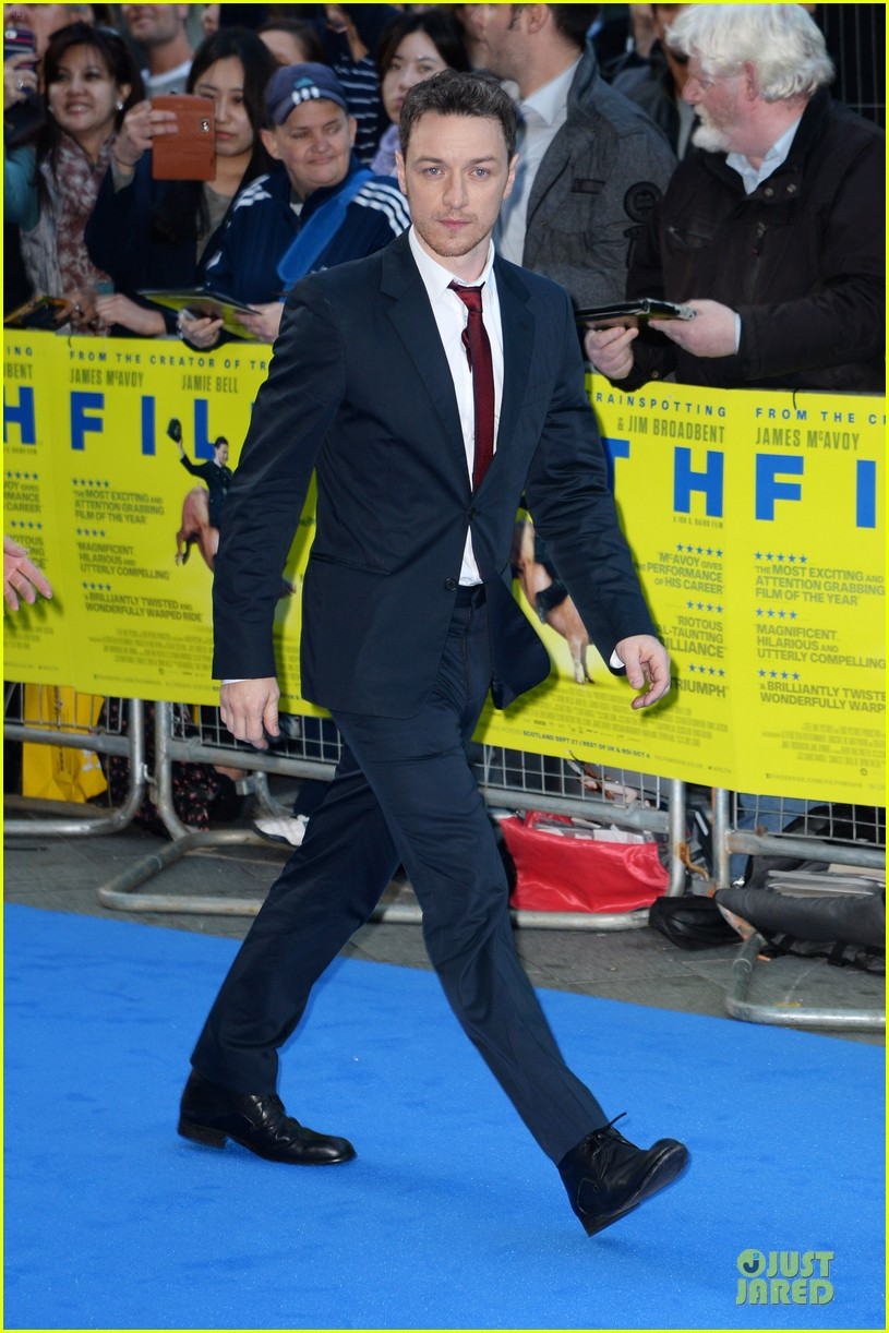 james mcavoy imogen poots filth london premiere 052963398