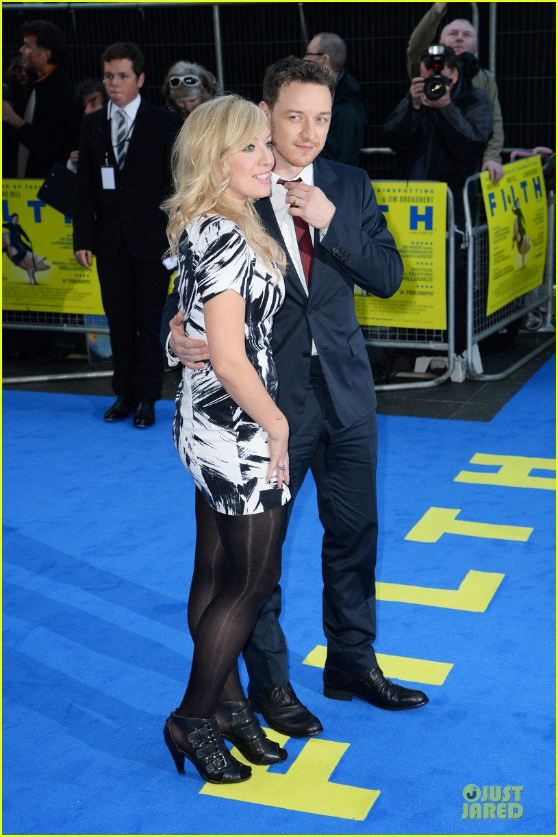 james mcavoy imogen poots filth london premiere 092963402