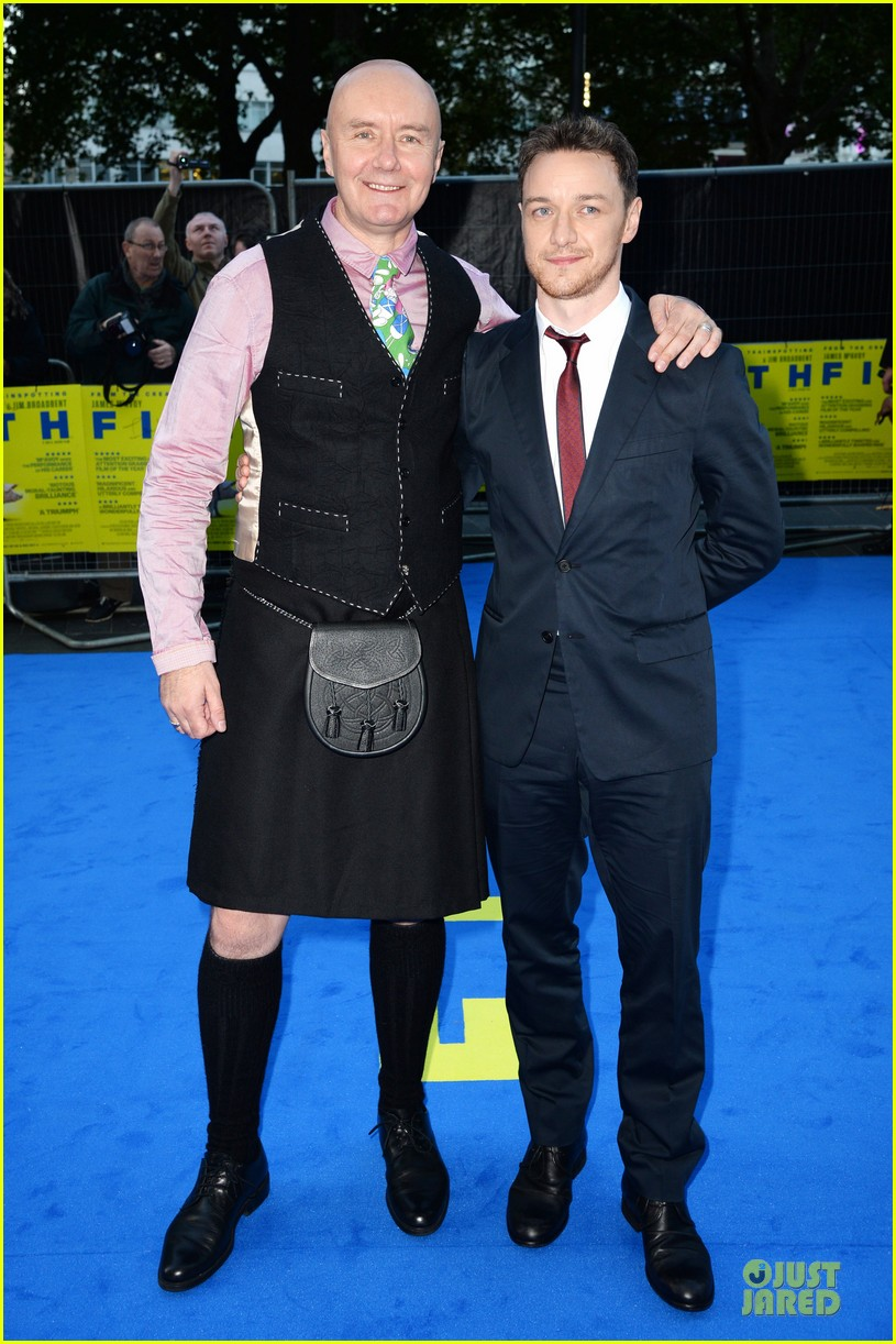 james mcavoy imogen poots filth london premiere 10
