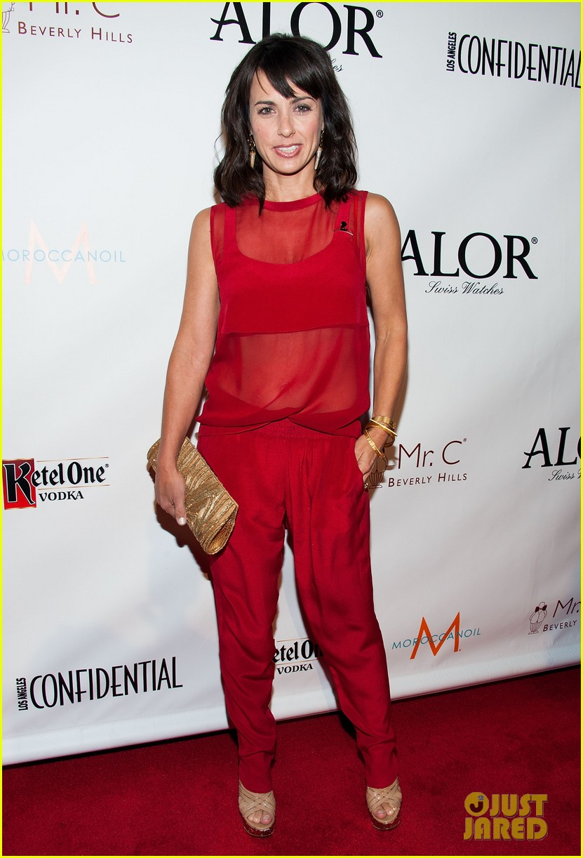 katharine mcphee morena baccarin la confidentials annual pre emmy kick off party 13