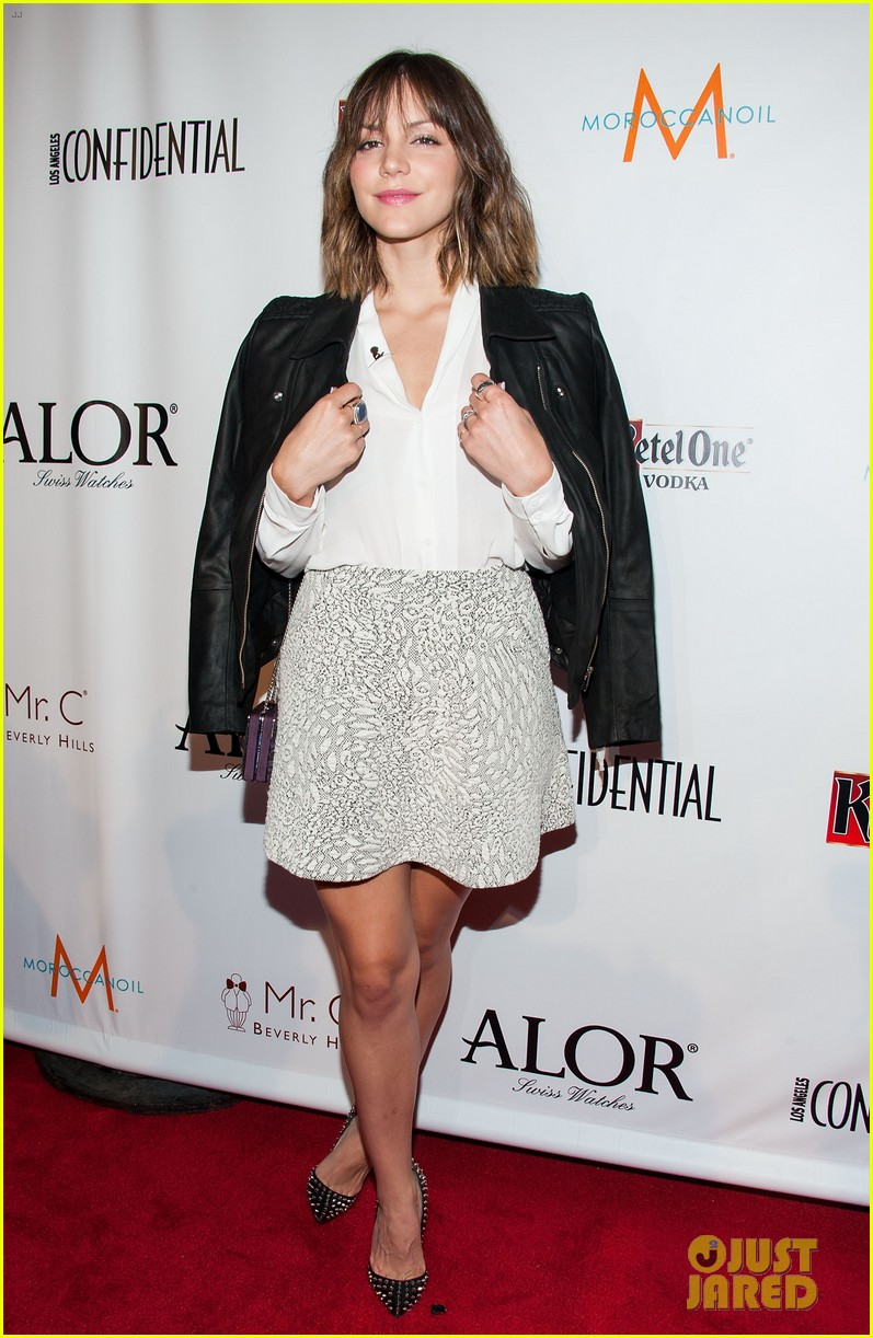 katharine mcphee morena baccarin la confidentials annual pre emmy kick off party 252956020