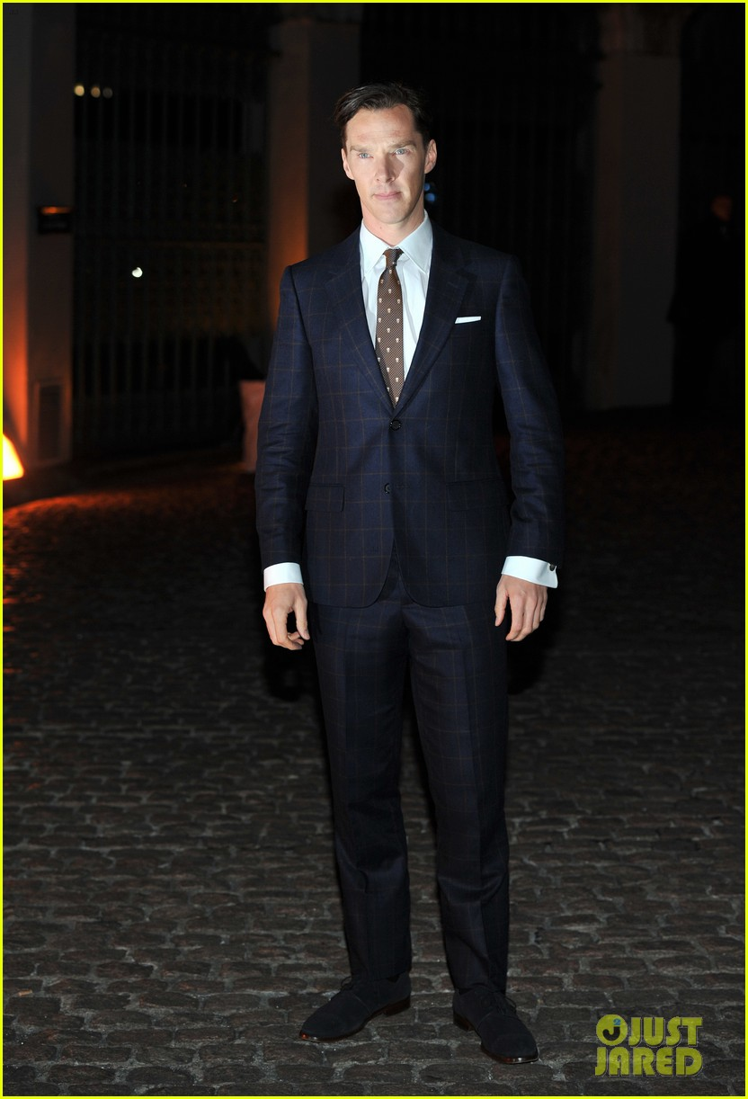 sienna miller benedict cumberbatch global fund event 30