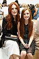 julianne moore allison williams reed krakoff fashion show 24
