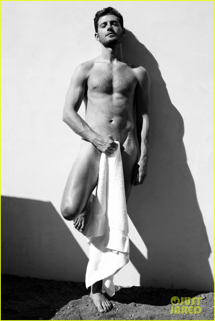 julian morris naked for wonderland mag full spread 042959191