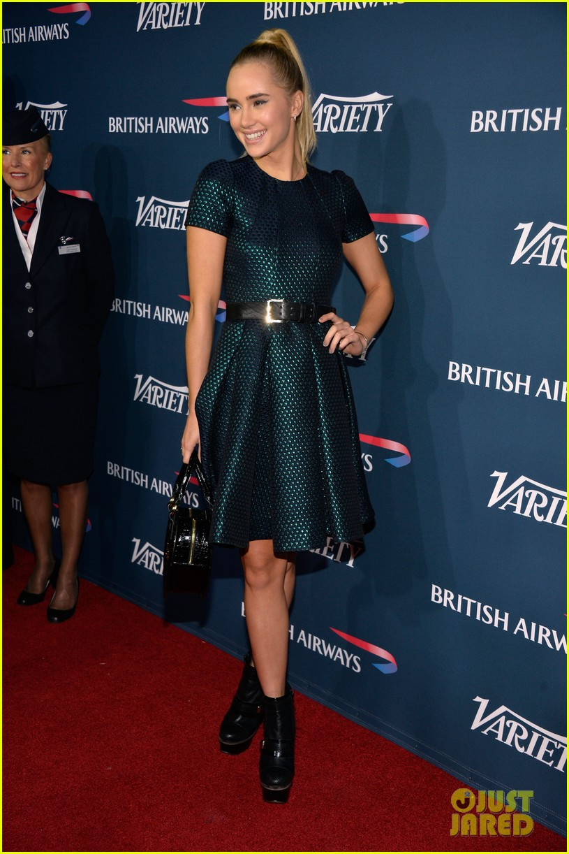 stephen moyer suki waterhouse british airways variety celebration 10