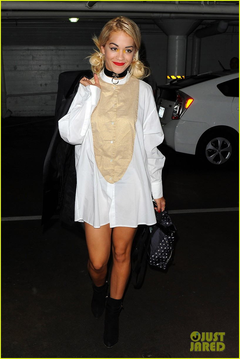 rita ora spa time after fun weekend with calvin harris 02