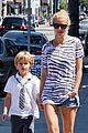 gwyneth paltrow chris martin spend sunday with moses 02