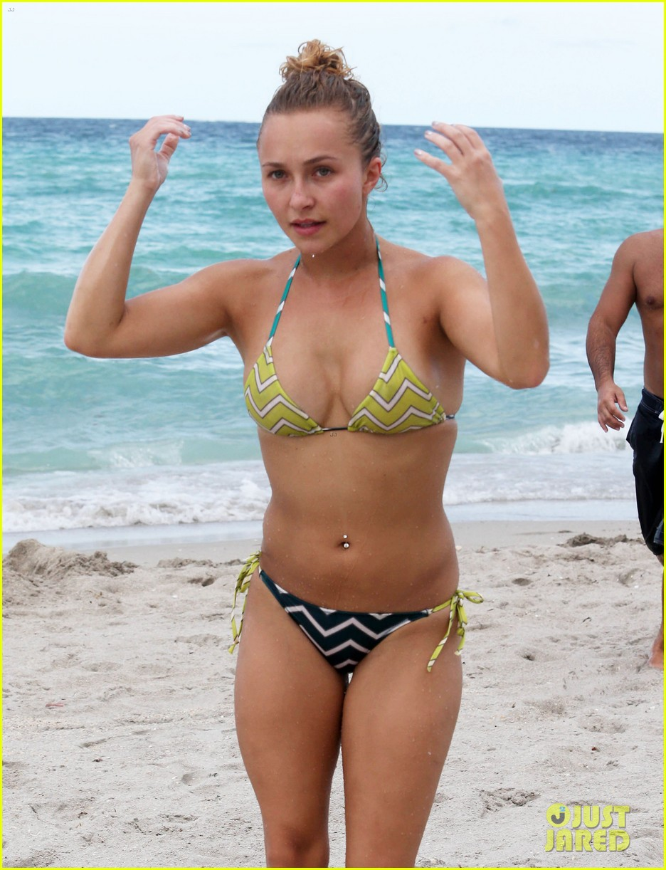 hayden panettiere bikini babe for labor day weekend 102941894