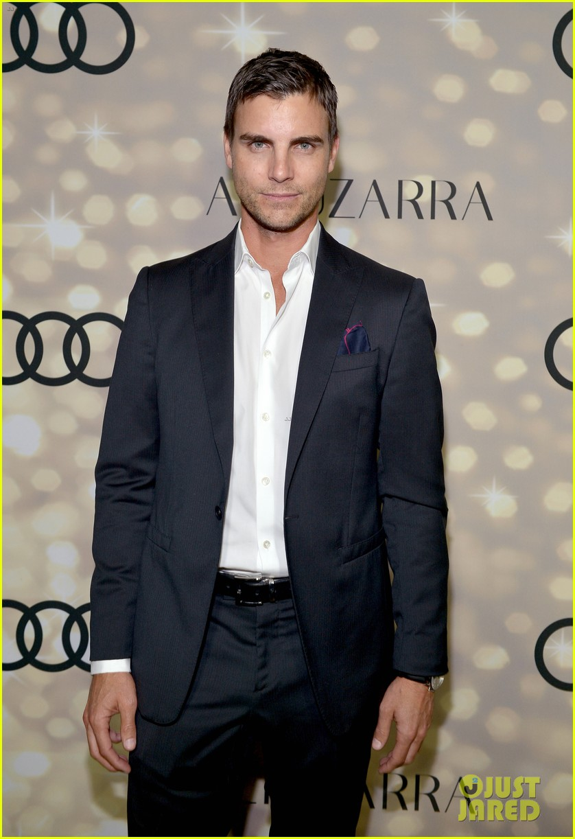 jessica pare colin egglesfield emmys week kick off party 042953264