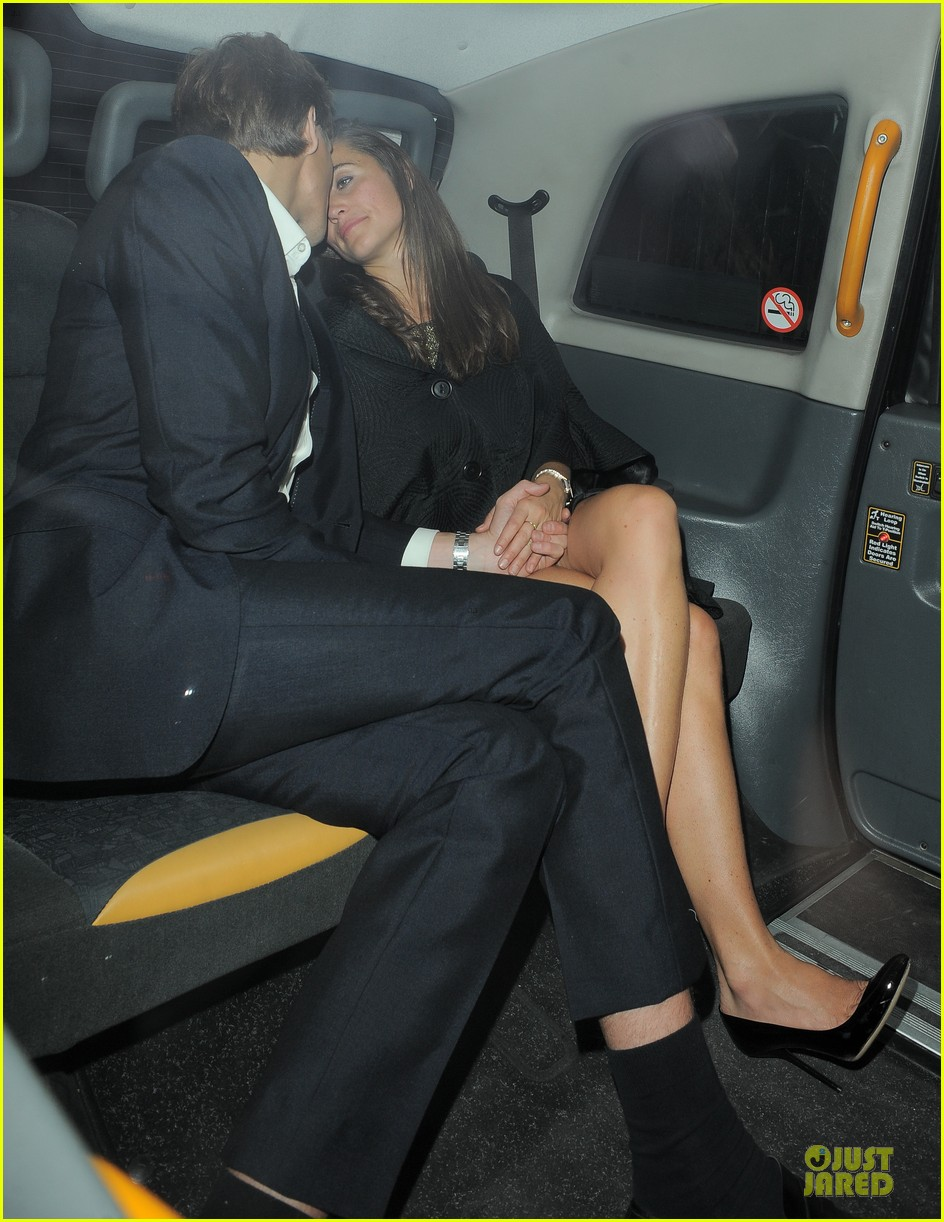 pippa middleton nico jackson kiss after annabel party 04