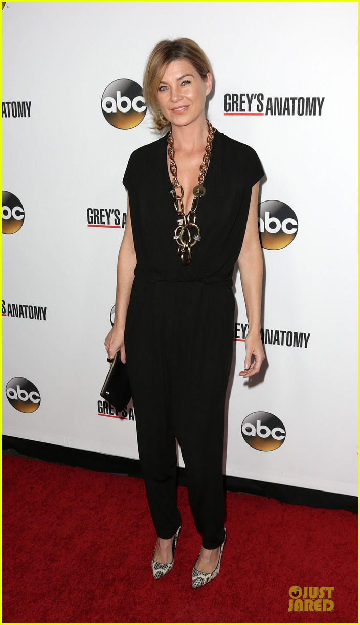 ellen pompeo kate walsh rock black at grey anatomy party 112962208