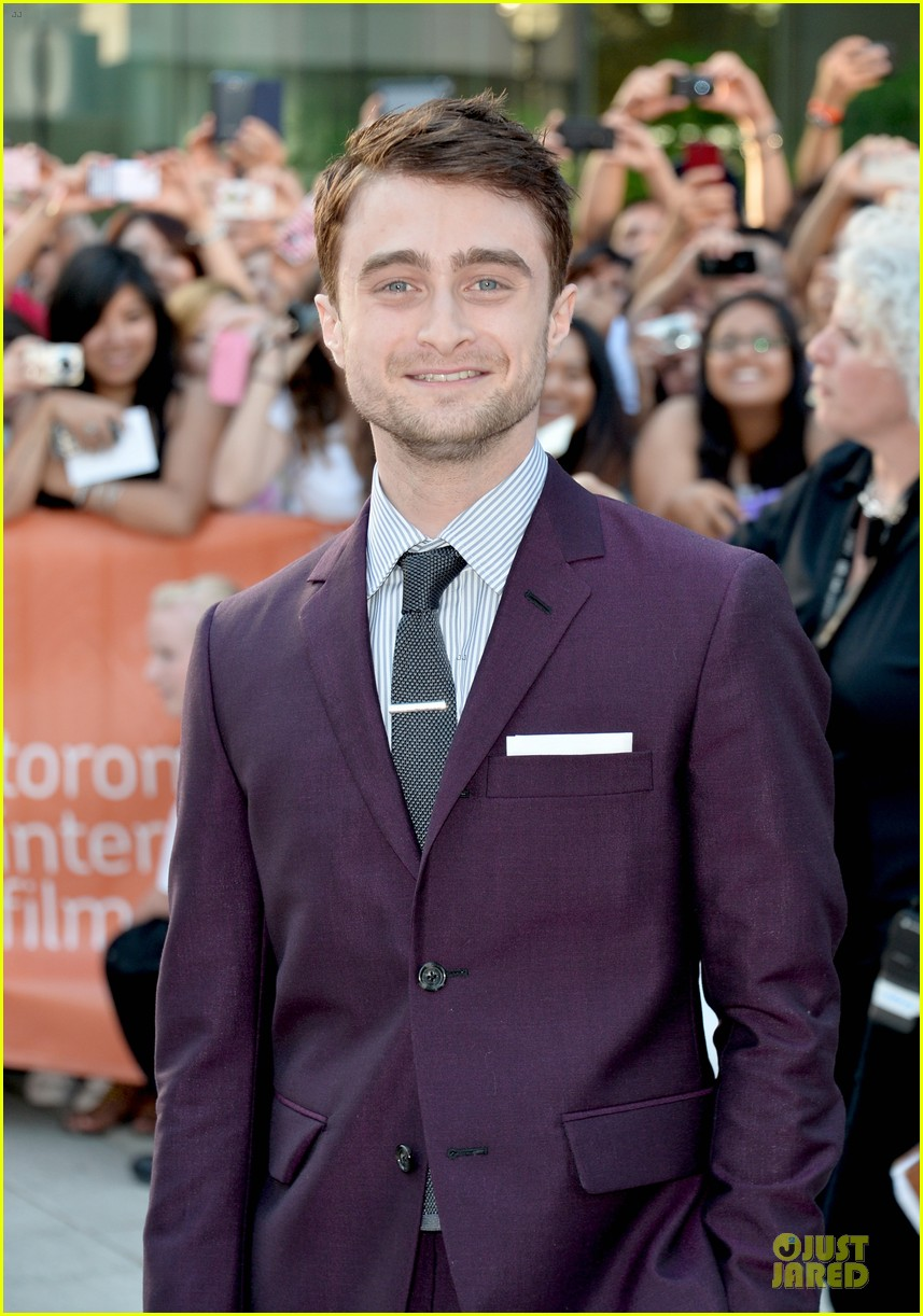 daniel radcliffe michael c hall kill your darlings tiff premiere 082949621