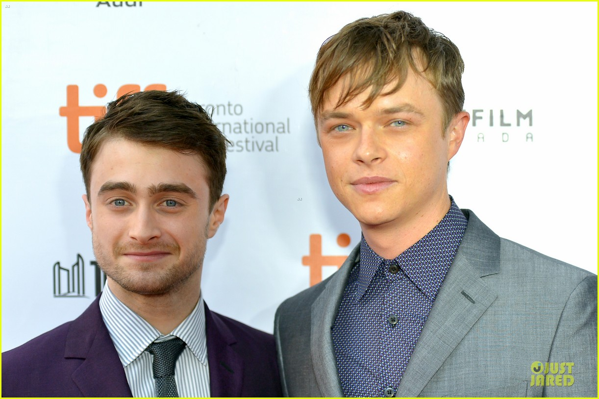daniel radcliffe michael c hall kill your darlings tiff premiere 16