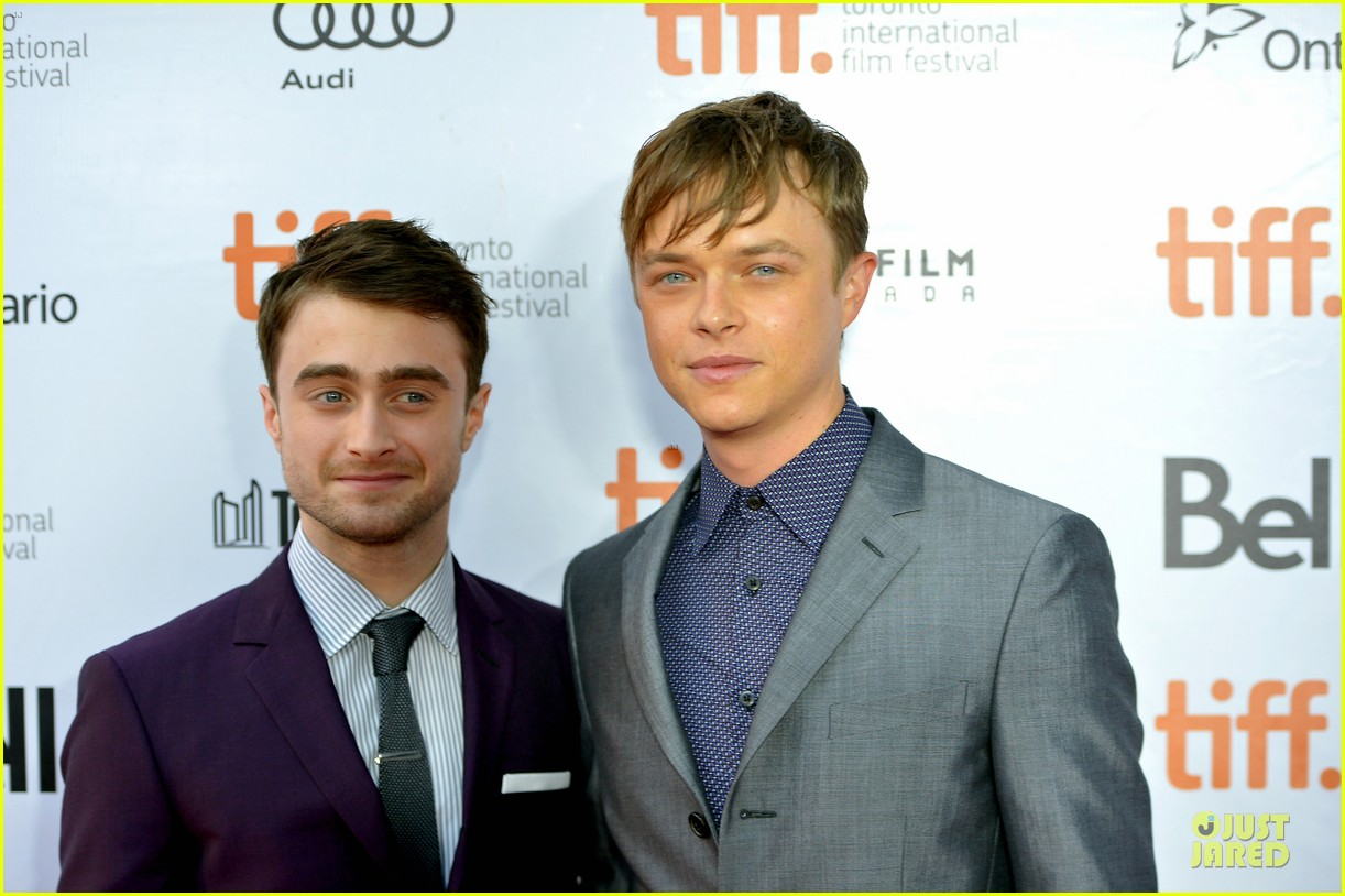 daniel radcliffe michael c hall kill your darlings tiff premiere 172949630