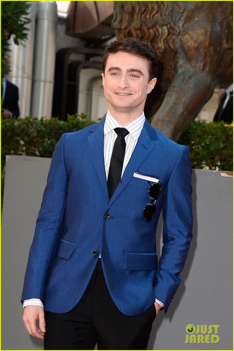 daniel radcliffe kill your darlings premiere in venice 08
