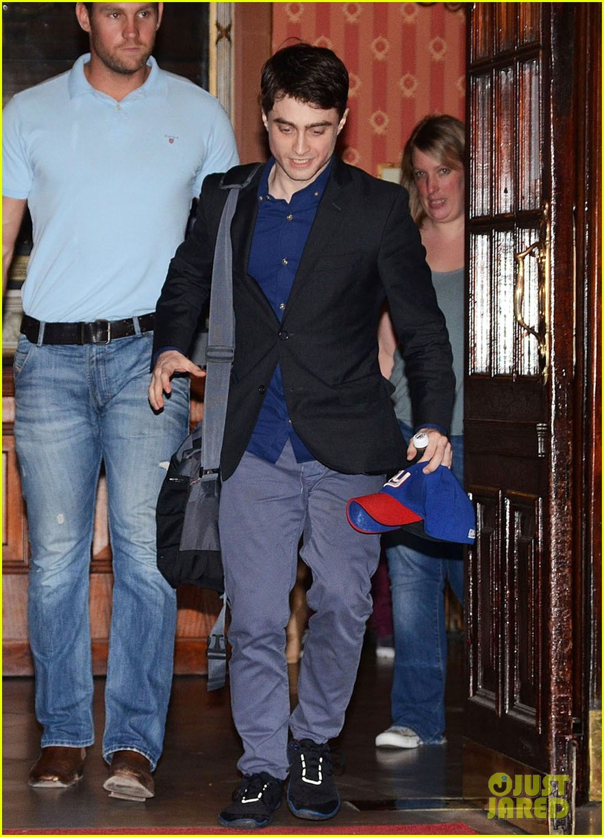 daniel radcliffe kill your darlings premiere in venice 152941701