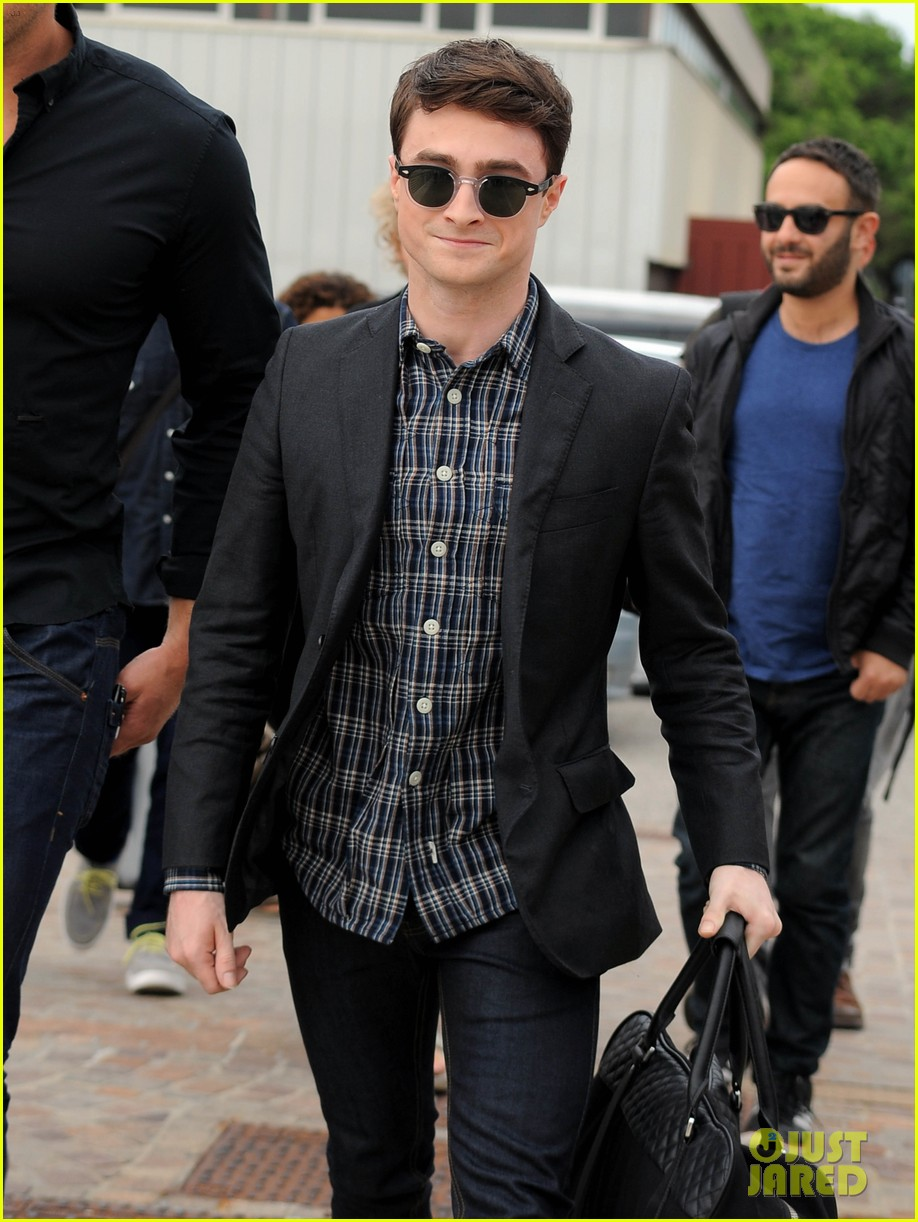 daniel radcliffe kill your darlings premiere in venice 23