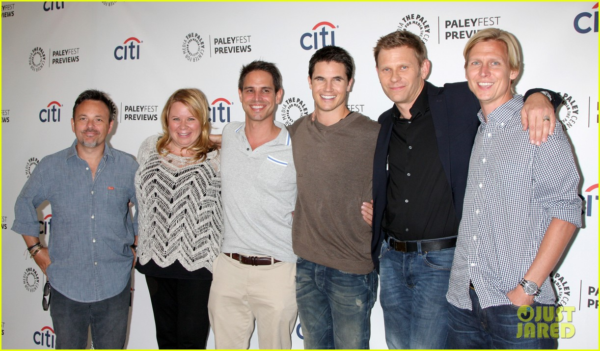 robbie amell the tomorrow people paleyfest previews 2013 102946780