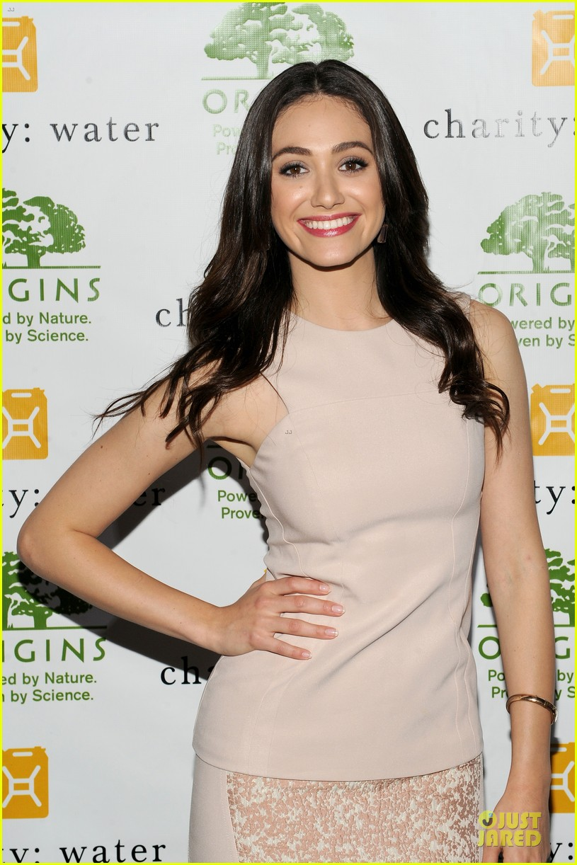 emmy rossum origins smartyplants event host 13