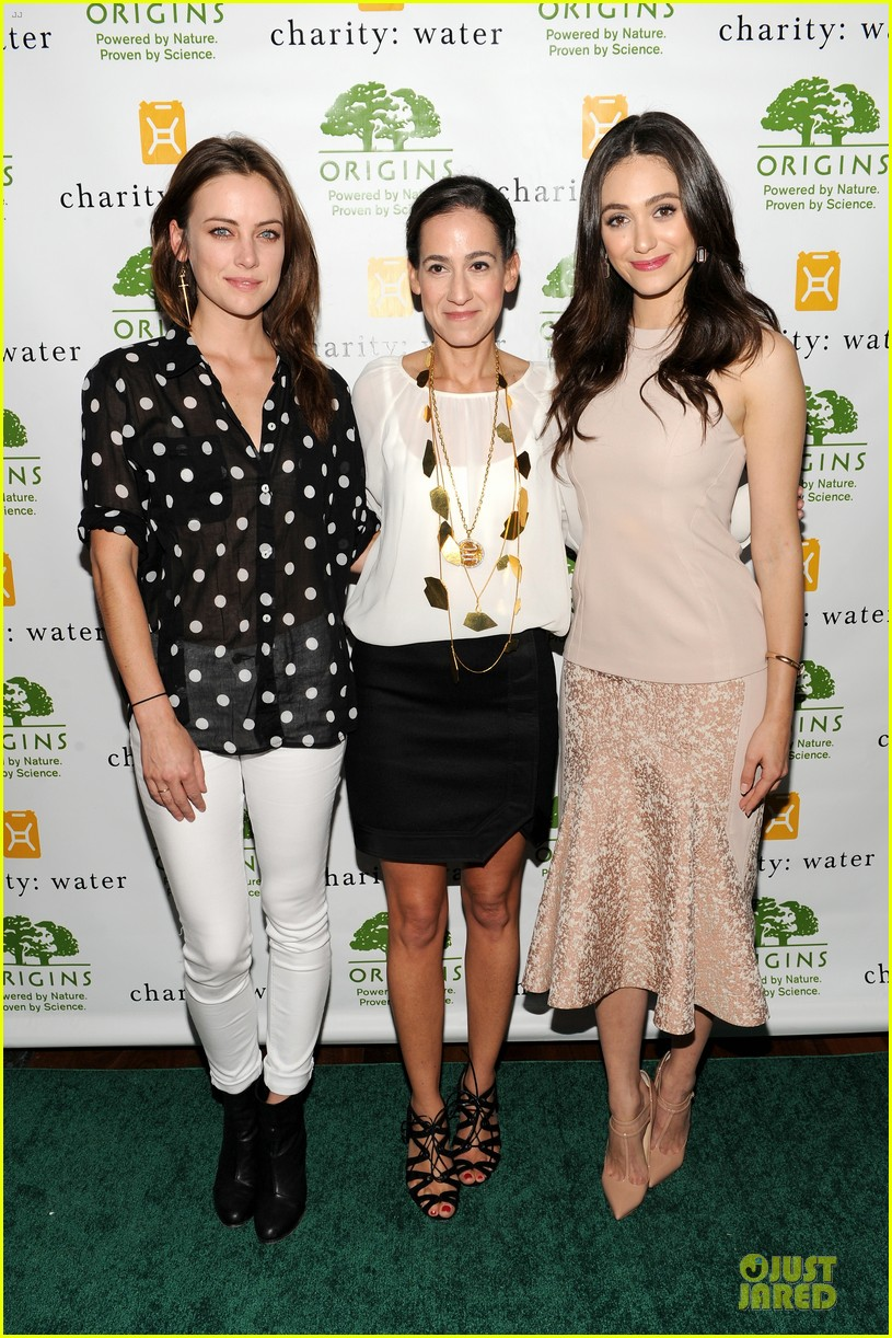 emmy rossum origins smartyplants event host 21