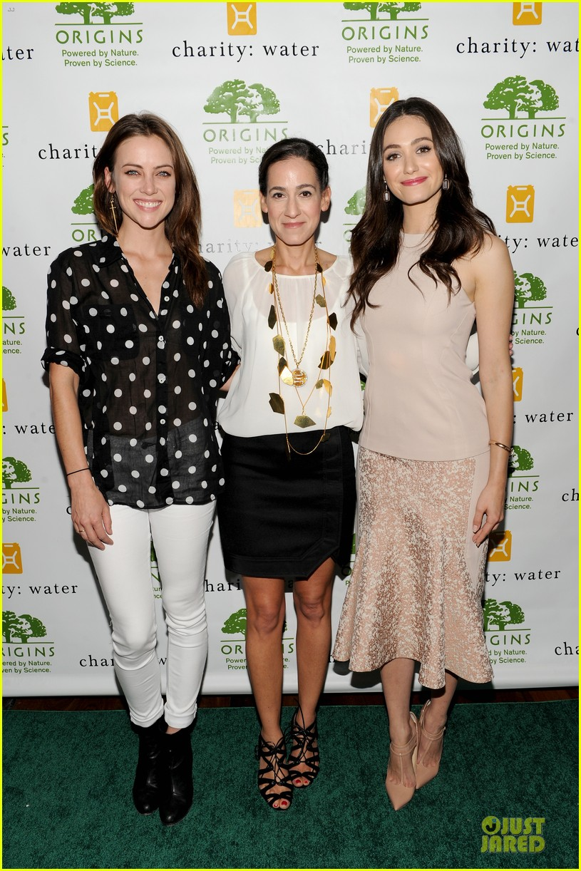 emmy rossum origins smartyplants event host 23