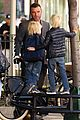 liev schreiber suits up for bike ride with his boys 12