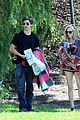 amanda seyfried justin long weekend outing with finn 07