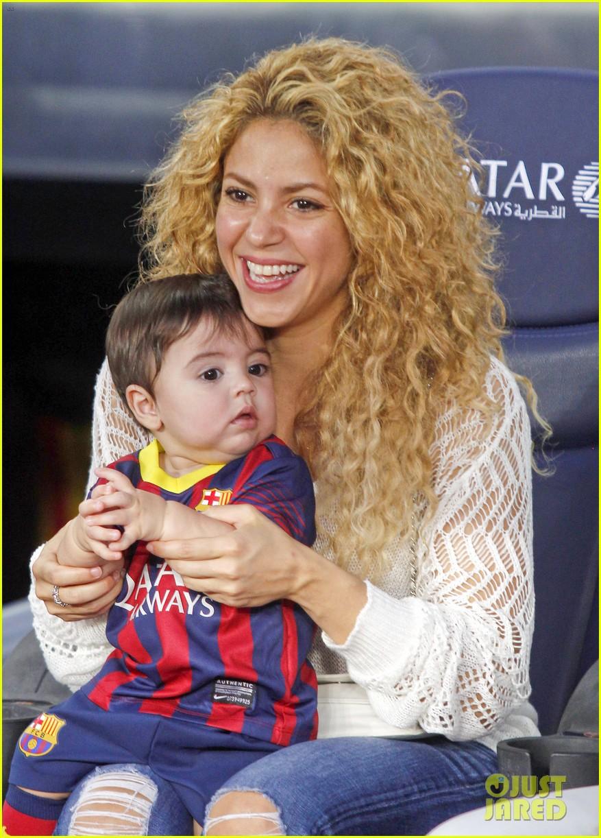 Shakira Boyfriend Gerard Pique Baby | www.imgkid.com - The ...