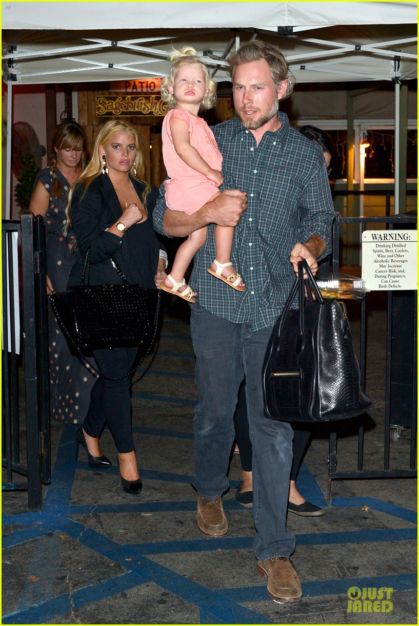 jessica simpson eric johnson sagebrush catalina dinner 09