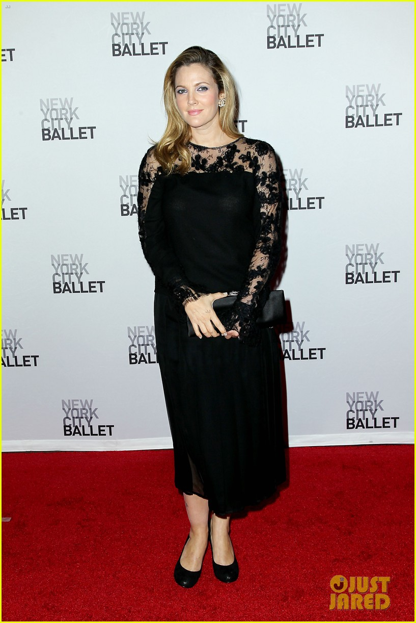 sarah jessica parker drew barrymore nyc ballet gala 302955734
