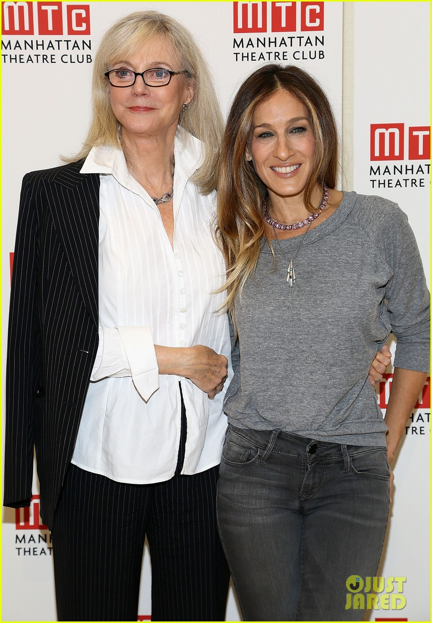 sarah jessica parker commons of penascola photo call 10