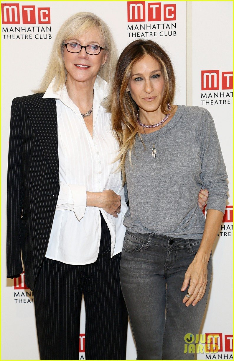 sarah jessica parker commons of penascola photo call 15