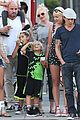 gwen stefani mommy duties with kingston and zuma 28