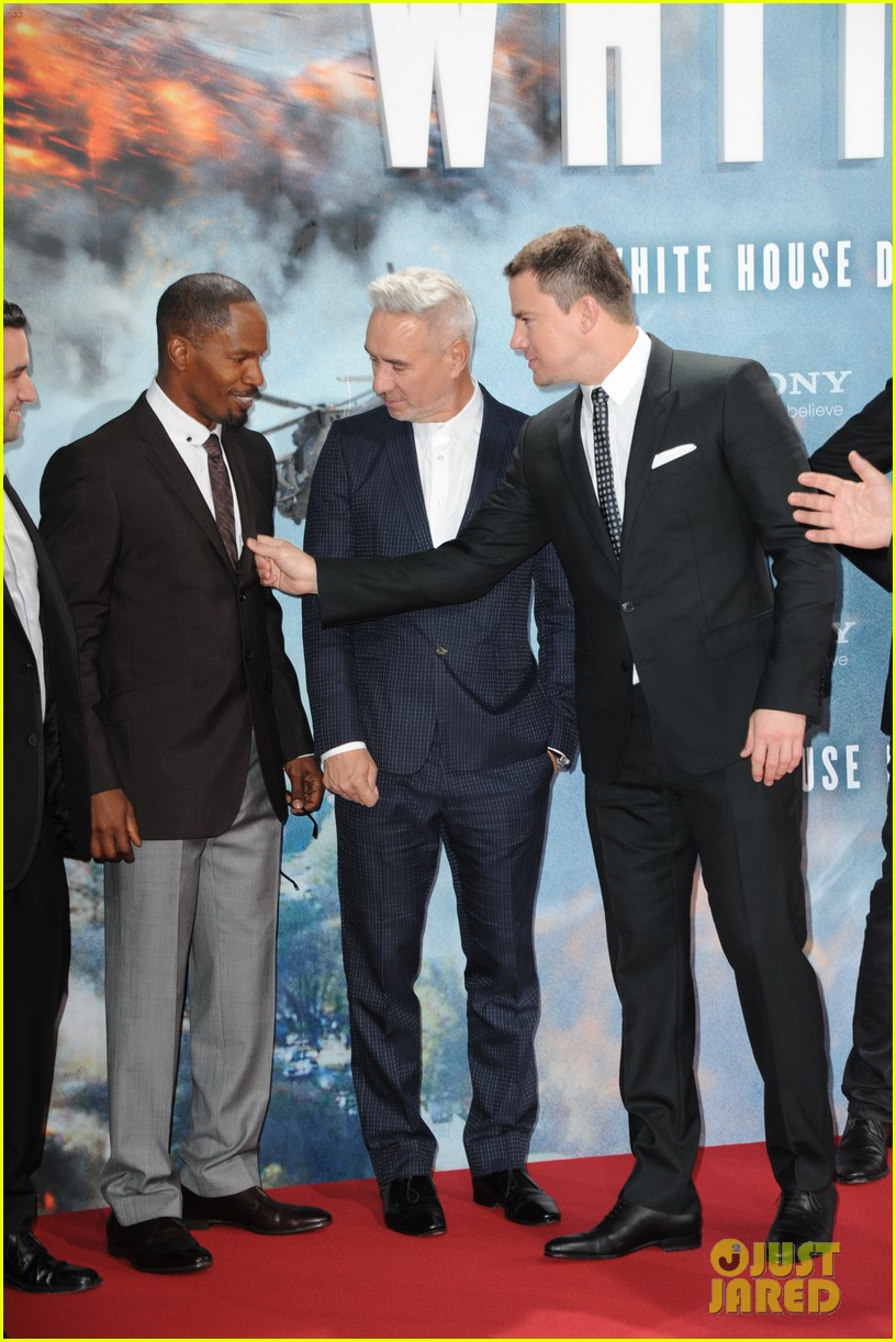 channing tatum jamie foxx white house down in berlin 092942464