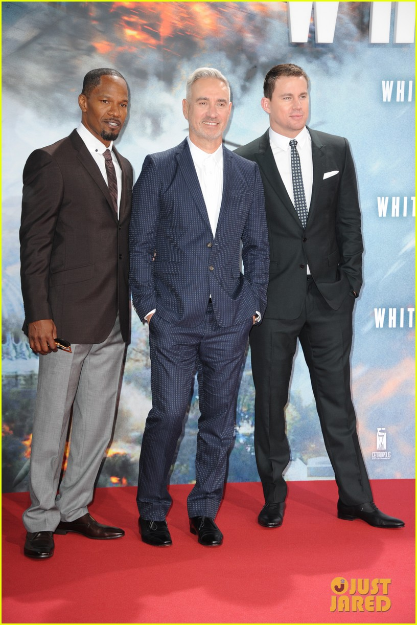 channing tatum jamie foxx white house down in berlin 10