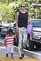 charlize theron grabs coffee with her little man jackson 07
