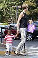 charlize theron grabs coffee with her little man jackson 08