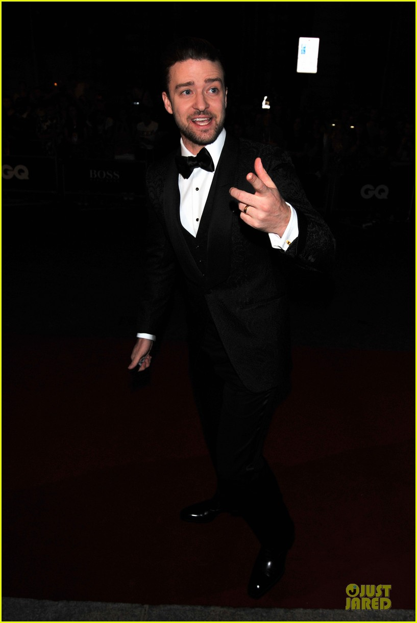 justin timberlake gq men of the year awards 2013 032943103