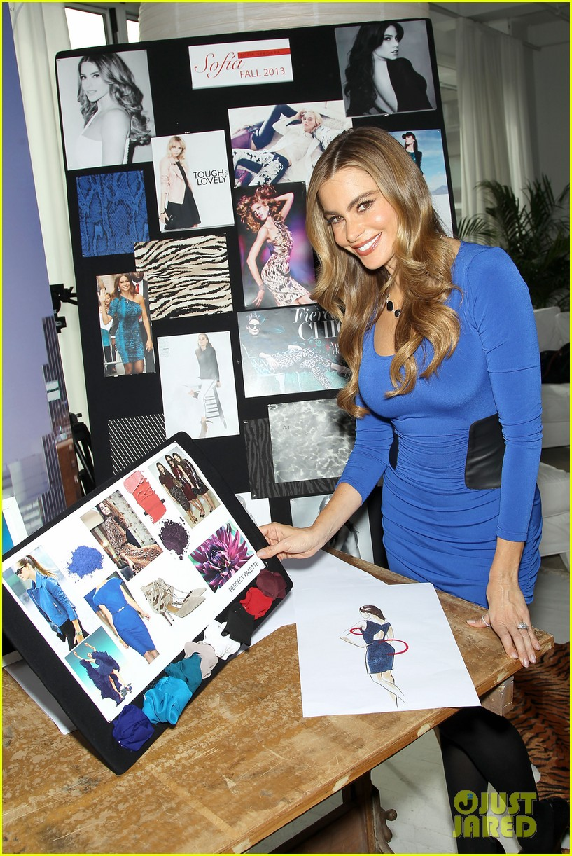 sofia vergara celebrates fall holiday collections for kmart 23