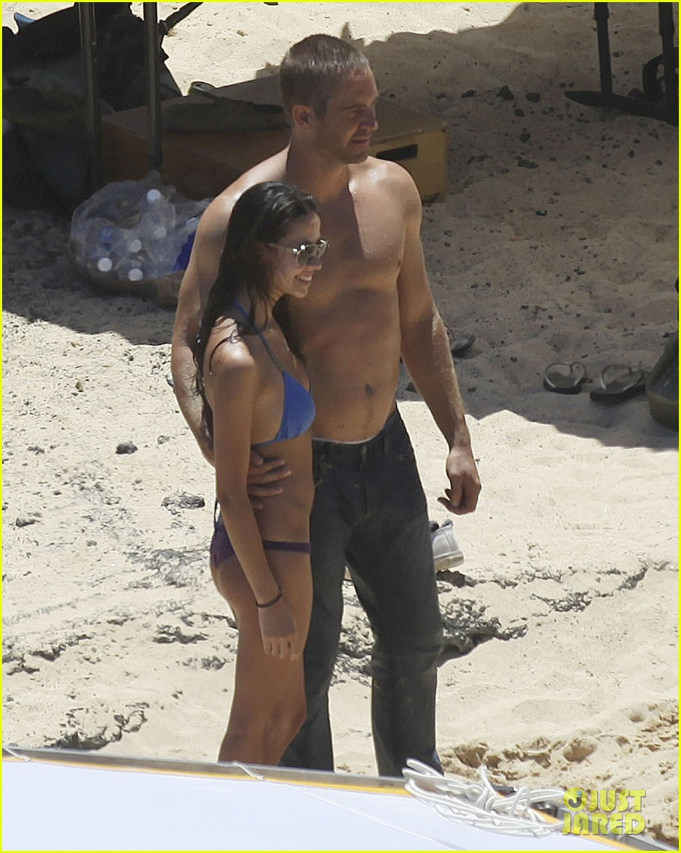 paul walker shirtless cool water cologne photo shoot 13