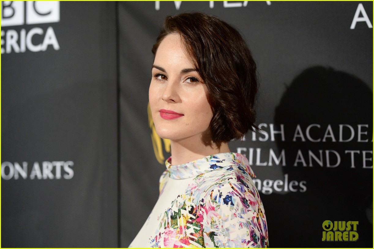 kerry washington michelle dockery bafta la tv tea party 15