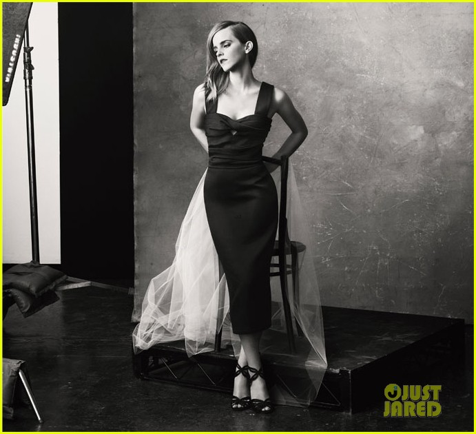 emma watson covers the edit in sustainably produced dress 04