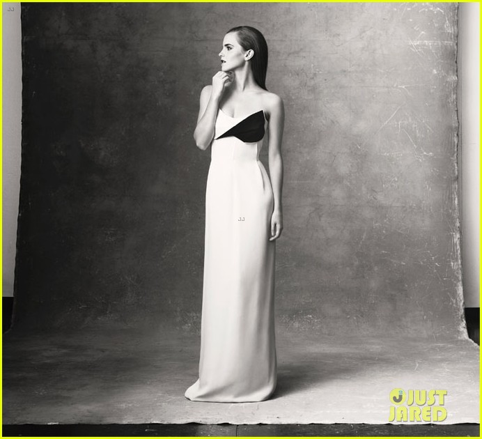 emma watson covers the edit in sustainably produced dress 07