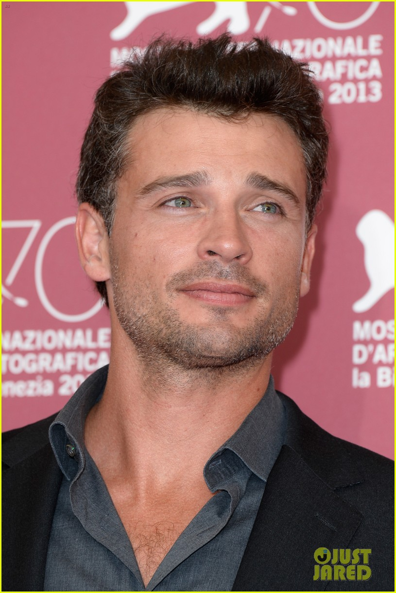 tom welling parkland photo call at venice film festival 01