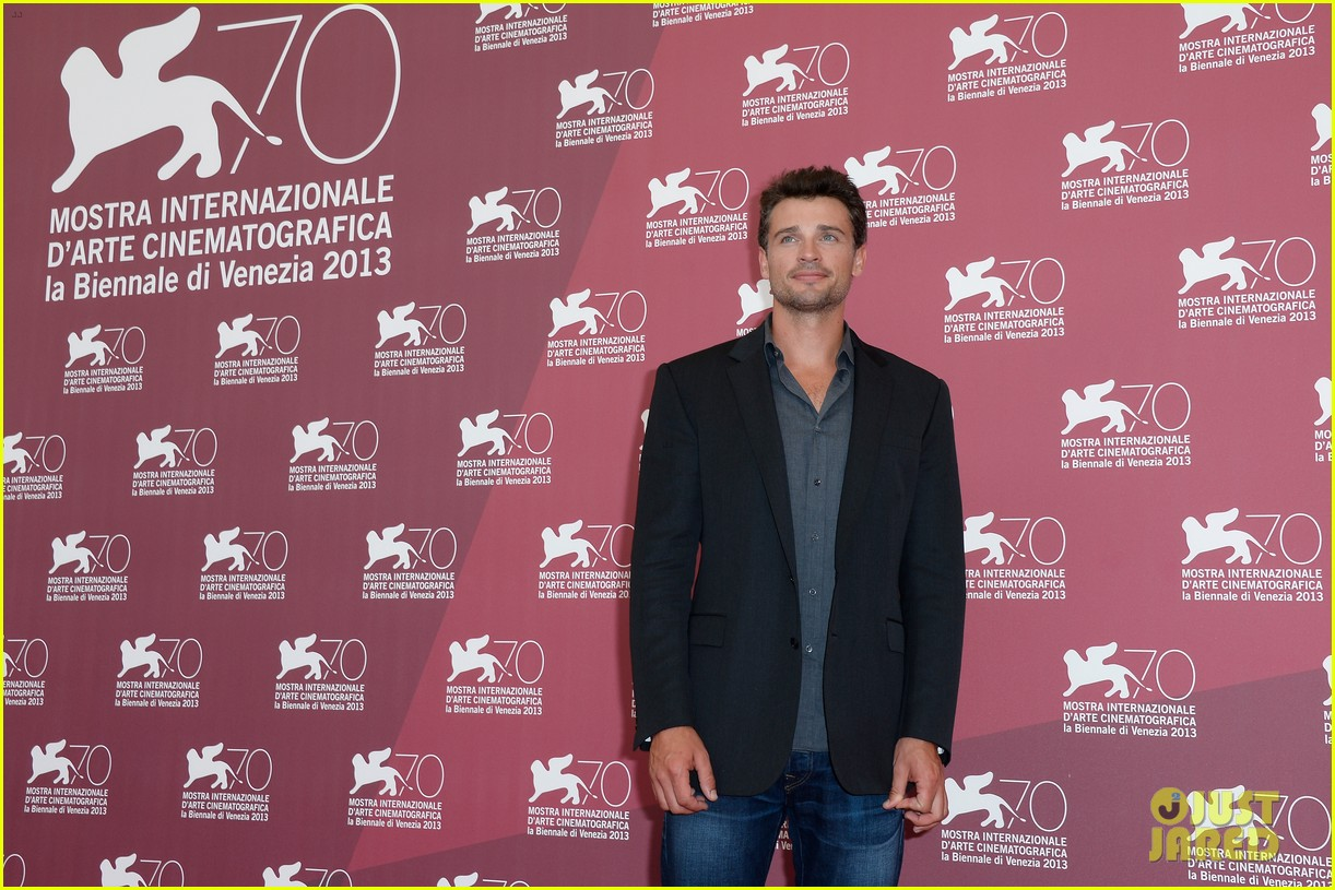 tom welling parkland photo call at venice film festival 09