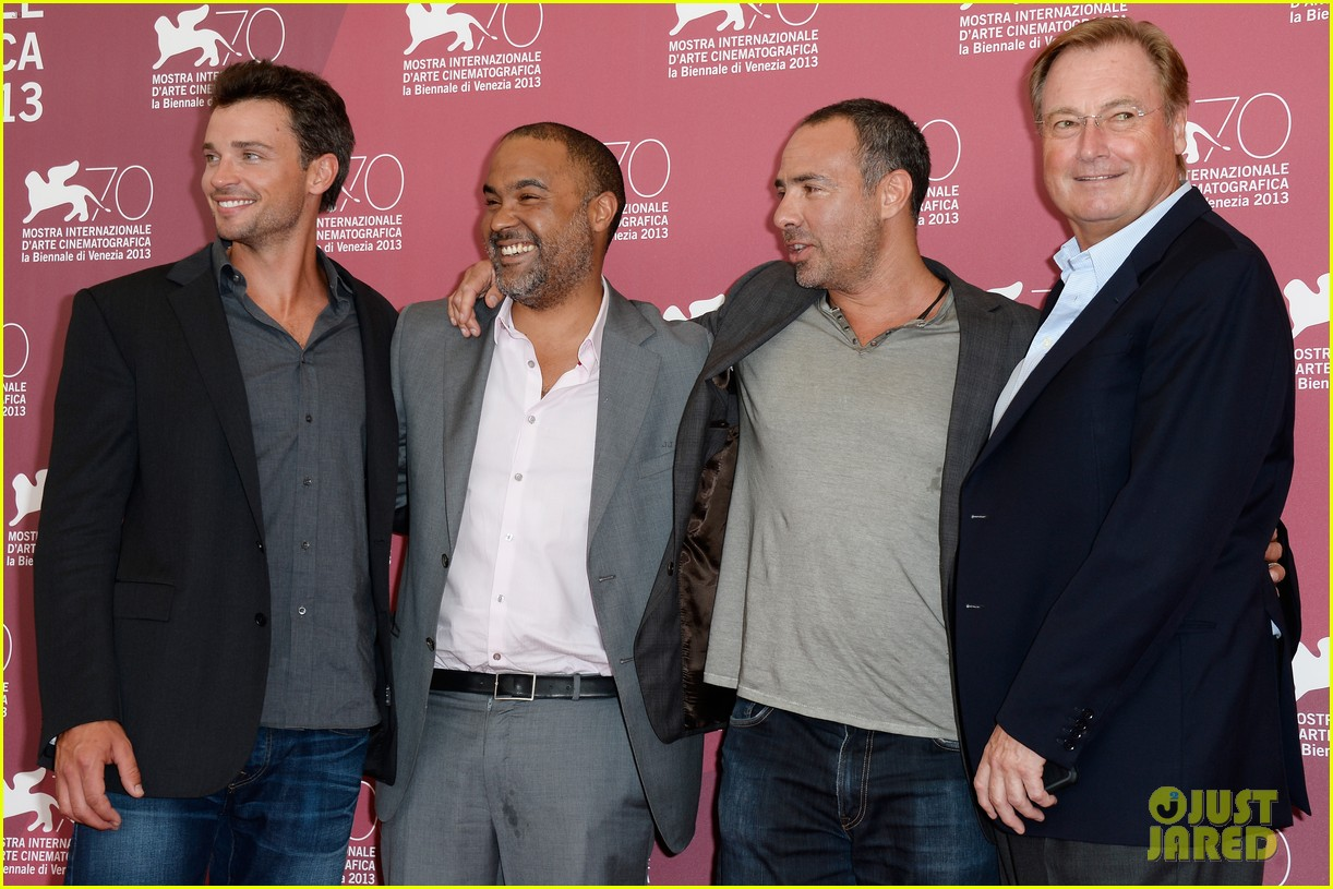 tom welling parkland photo call at venice film festival 19