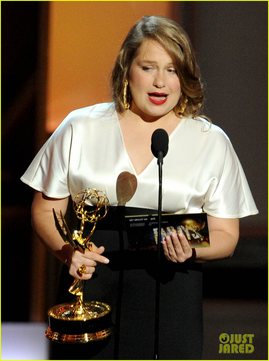 merritt wever emmys acceptance speech best ever 05
